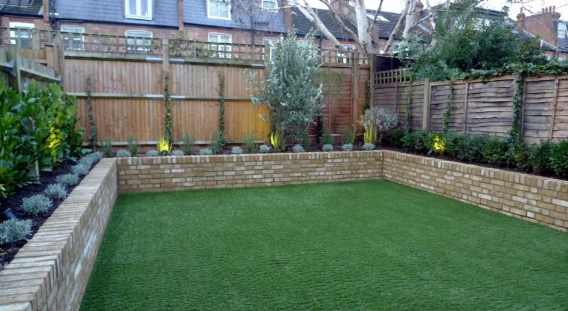 Bon Garden Design With London Garden Wall Builders London Victorian Mosaic Tile  Quality With Plant Diseases Images